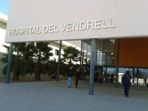 Hospital del Vendrell. Foto: Xarxa Penedès