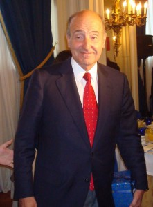 Miquel Roca, al Foro Nueva Sociedad / ANTONIO FERNANDEZ