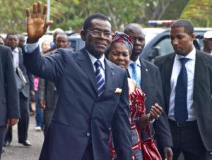 Teodoro Obiang, dictador de Guinea Equatorial / AMBAIXADA GUINEA EQ.