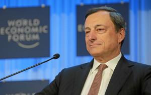 Mario Dragui / FÒRUM ECONÒMIC MUNDIAL DAVOS