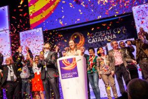 Acte de presentació de SCC a Barcelona / J. BORRÀS