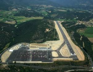 Aeroport de La Seu -Andorra / JAVIER ORTEGA