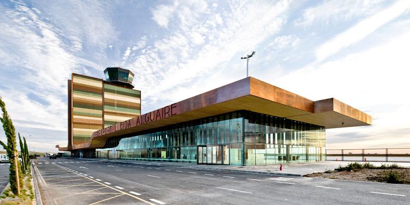 Aeroport Lleida - Alguaire / AJUNTAMENT DE LLEIDA