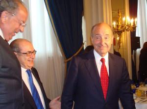 Miquel Roca, conseller d'Endesa, Abertis o ACS, entre d'altres / FORO NUEVA SOCIEDAD