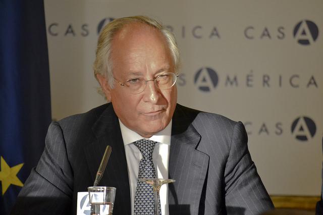 Juan María Nin, ex de Caixa Bank / CASA AMÈRICA