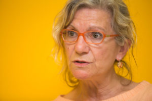 Maria José Lecha (CUP). Foto: Jordi Borràs
