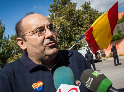 Juan Carlos Ferrando. Foto: Jordi Borràs