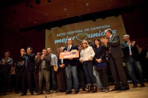 Acte de campanya de Ciutadans. Foto: Jordi Borràs