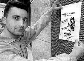 Diego José Frías en una imatge de 2006