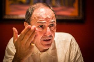 Pere Camps, director del festival Barnasants / JORDI BORRÀS