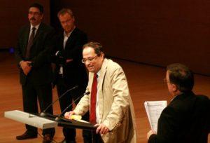 Quim Torra, actual president d'Òmnium Cultural, en una imatge de 2009.