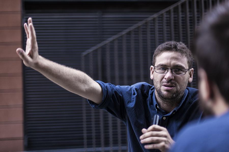 Albano Dante, diputat de CSQP. Foto: Xavi Herrero