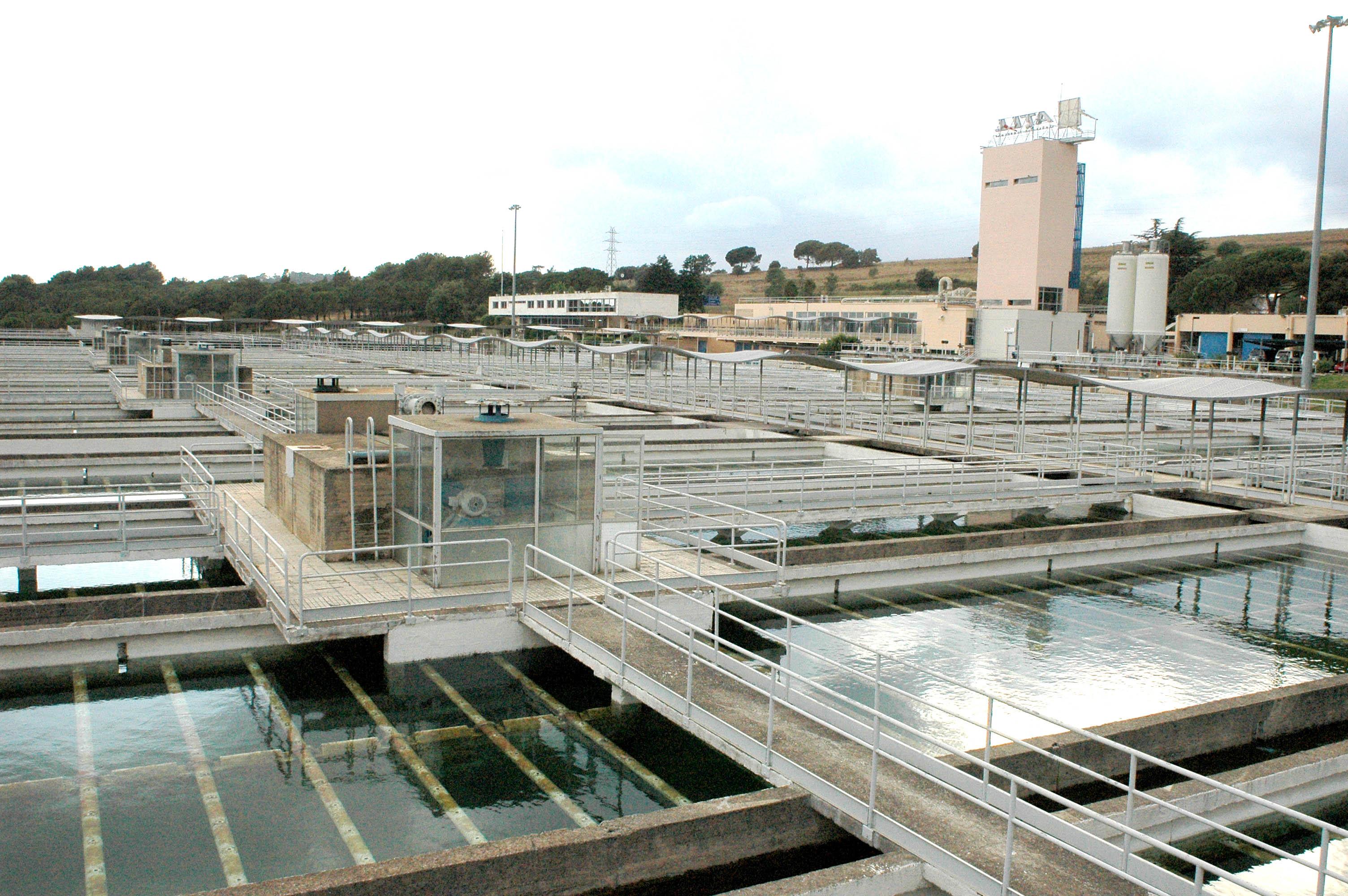 Planta potabilitzadora del riu Ter / ATLL