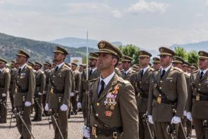 Soldats de l'exèrcit espanyol / JORDI BORRÀS