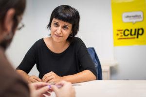 Anna Gabriel, entrevistada per CRÍTIC / JORDI BORRÀS