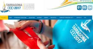 Portal web de Tarragona 2017 amb tota la informació sobre els Jocs Mediterranis / CRÍTIC