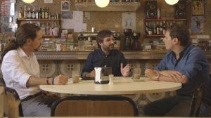 Jordi Évole modera un debat entre Iglesias i Rivera a Nou Barris / SALVADOS