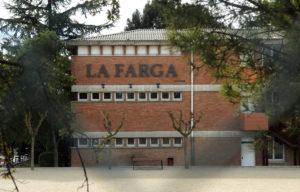 Escola La Farga, a Sant Cugat del Vallès / IVAN G. COSTA