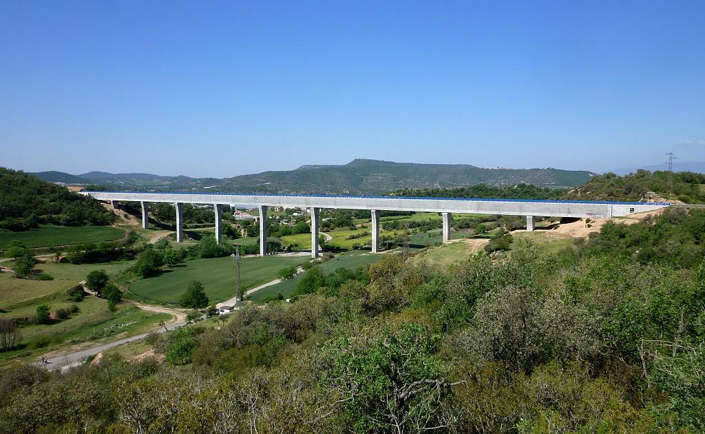 Canal Segarra-Garrigues, Torres de Valldans, Ponts / ARXIU