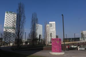 Panoràmica des de la plaça Europa / XAVI HERRERO