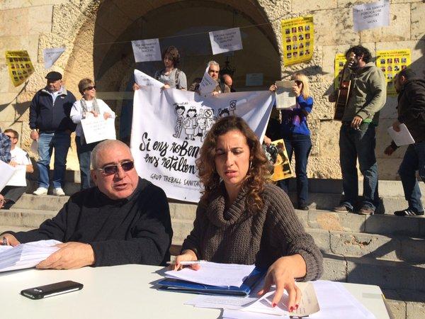 La regidora de la CUP Tarragona, Laia Estrada