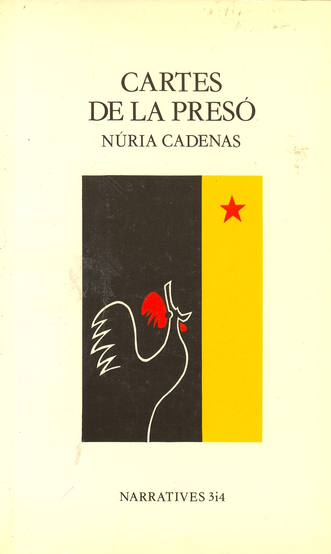 'Cartes de la presó', Núria Cadenas (3i4, 1990)