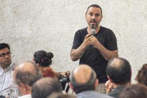 Eloi Badia, regidor de Barcelona en Comú / MARC LOZANO
