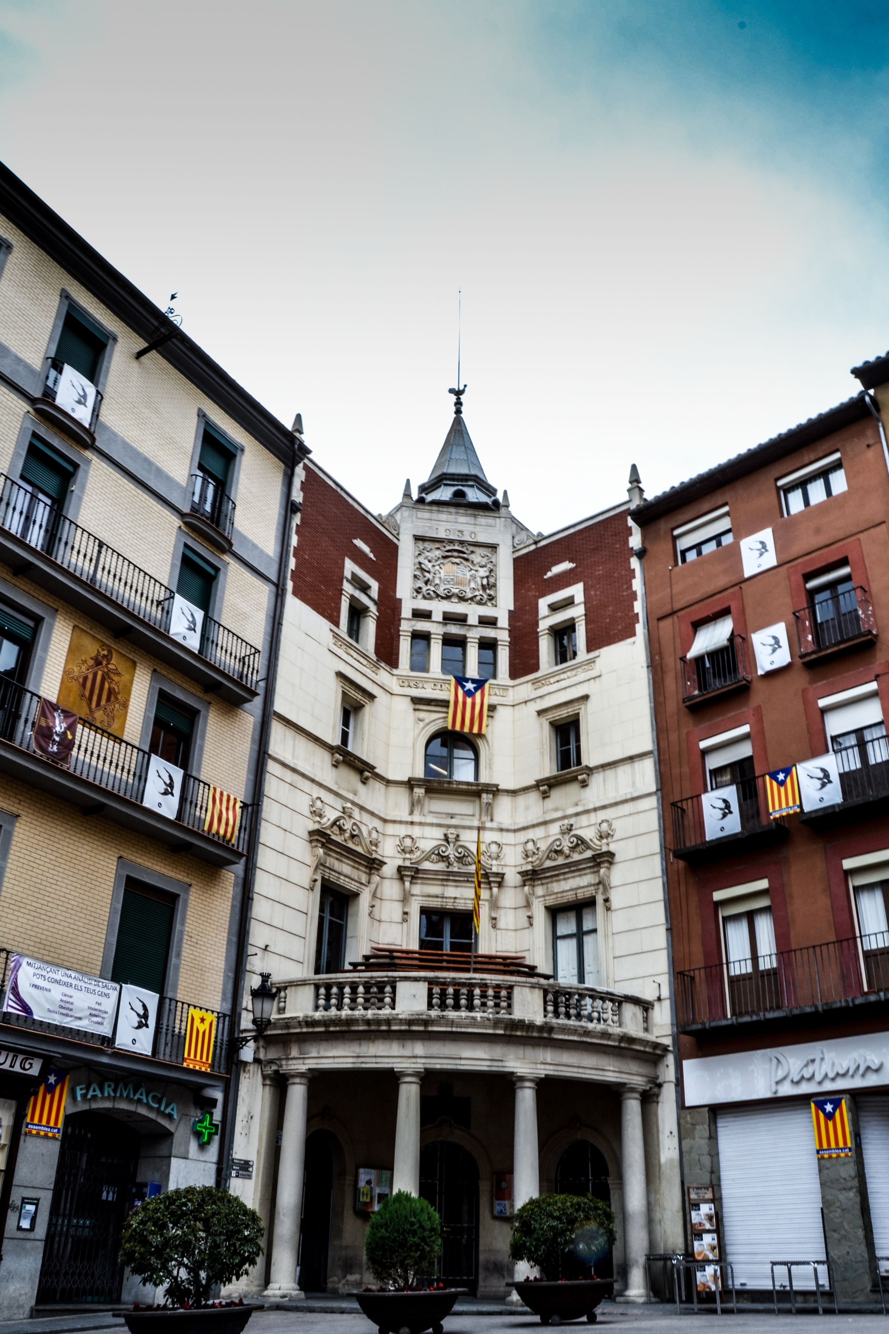 L'Ajuntament de Berga / MAR ROMERO