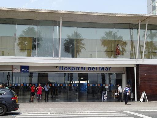 L'Hospital del Mar és und els centres gestionats pel Parc de Salut Mar, entitat membre del CSC. Foto: Jordi Ferrer