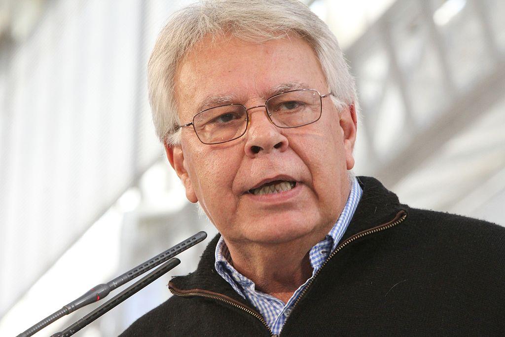 L'expresident espanyol Felipe González