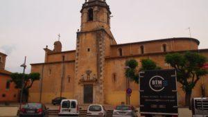 L'església del municipi / MARC COROMINAS