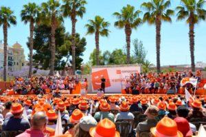 Acte central de Compromís en la campanya de les darreres autonòmiques / COMPROMÍS