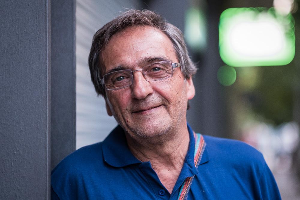 Carles Benítez / JORDI BORRÀS