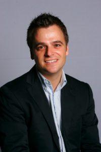 Jordi Cuminal, responsable de comunicació de CDC. Foto: Gencat