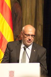 Jordi Baiget, conseller d'Empresa. Foto: Amadalvarez