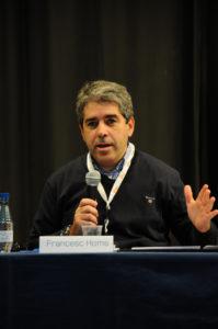 Francesc Homs, al front de Madrid. Foto: CDC