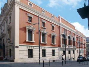 La seu de la Diputació / DIPUTACIÓ DE LLEIDA