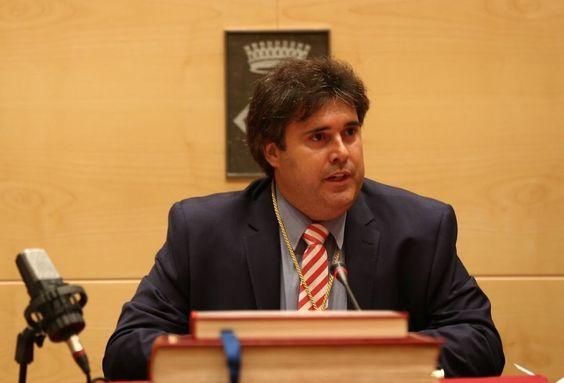 Pere Vila, el president provincial / DIPUTACIÓ DE GIRONA