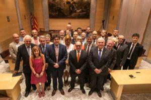 Els diputats provincials / DIPUTACIÓ DE GIRONA