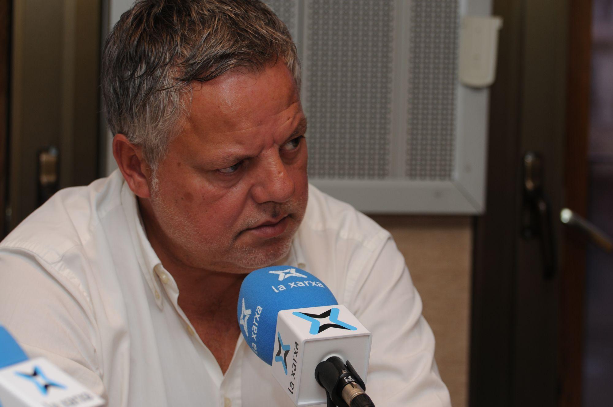 Ramon Ramos, el director del Patronat de Turisme