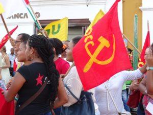 Marxa de la Unión Patriótica i el PCC / NORA MIRALLES