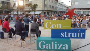 Acte electoral del Bloc Nacionalista Gallec, de la setmana passada / BNG