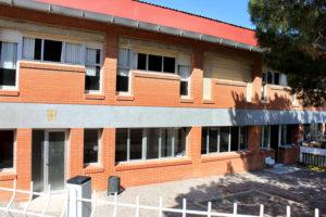 L'escola Montpedrós, de Santa Coloma de Cervelló / MARC FONT