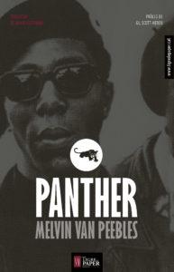 Portada de la novel·la 'Panther', editada per Tigre de Paper / TIGRE DE PAPER
