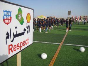 El projecte FutbolNet a l'Iraq / FC BARCELONA