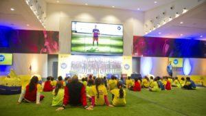 El programa Barçakids / FC BARCELONA