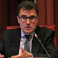 El secretari d'Hisenda, Lluís Salvadó / GENCAT
