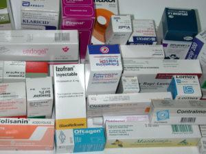 Capses de medicaments / UNIVERSITAT DE XILE