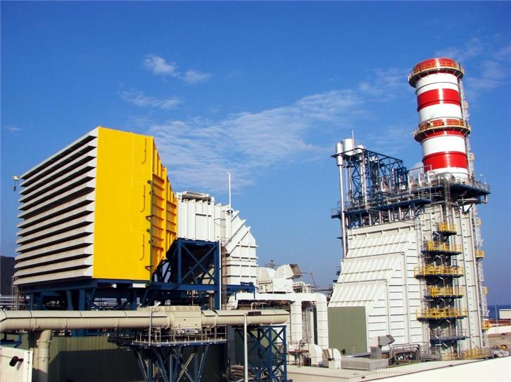 Planta de generació elèctrica d'Iberdrola a Fujairah (Emirats Àrabs) / IBERDROLA