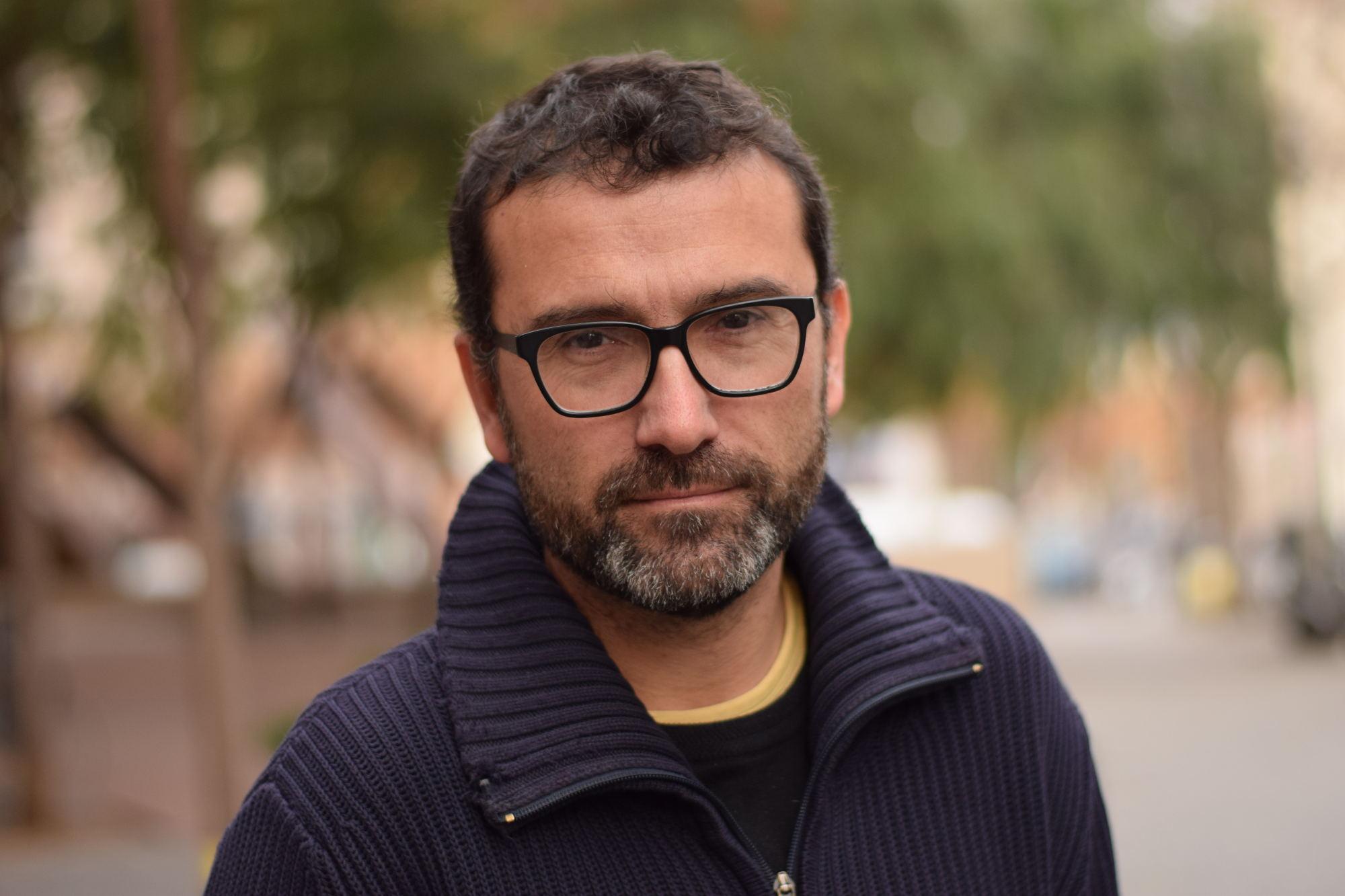 Miquel Carrillo, president de la Federació espanyola d'Enginyeria Sense Fronteres